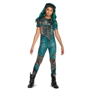 Disney's Descendents 3 Girls Uma Halloween Costume